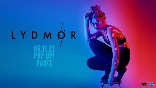 Lydmor \u2022  samedi 6 novembre 2021 \u2022 Paris, POP UP!