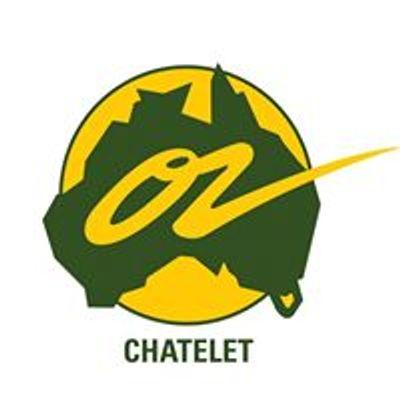 Caf\u00e9 Oz Ch\u00e2telet