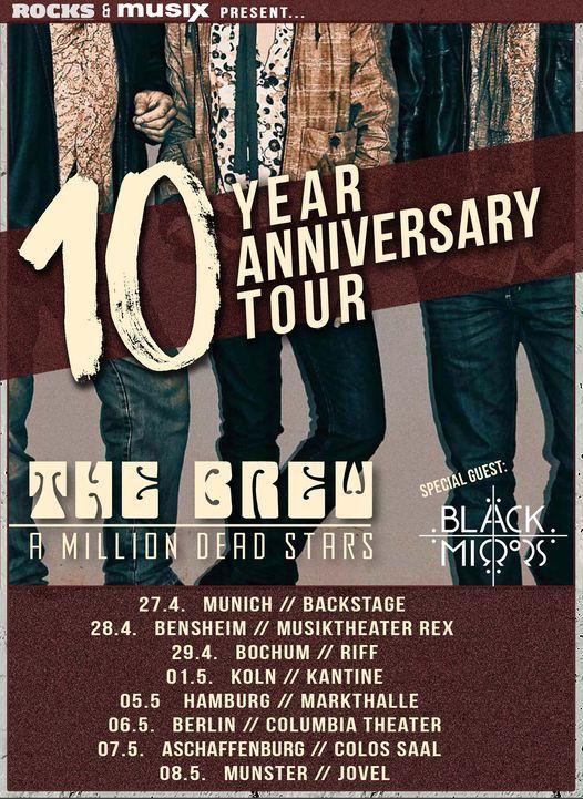 The Brew l Backstage M\u00fcnchen