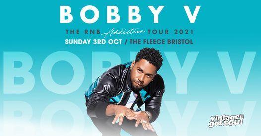 Bobby V + Santos Silva + Vintage Got Soul at The Fleece, Bristol 03\/10\/21