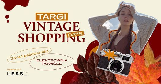 Targi Vintage Shopping Days