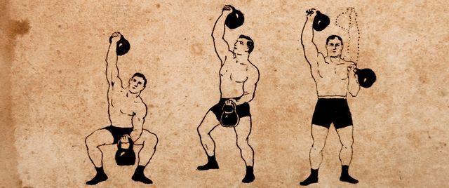 Szkolenie Oldtime Kettlebells