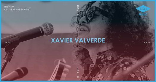 Xavier Valverde p\u00e5 SALT