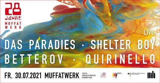 28 Jahre Muffatwerk - Das Fest