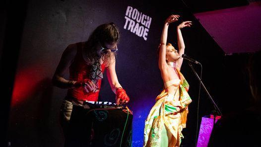 Arch Femmesis + Baby Tap + Beorma + Tamara Jenna + Gat\u00e1ki