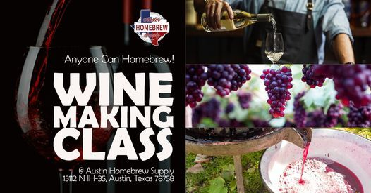 AHS Introduction to Wine Making: Part I