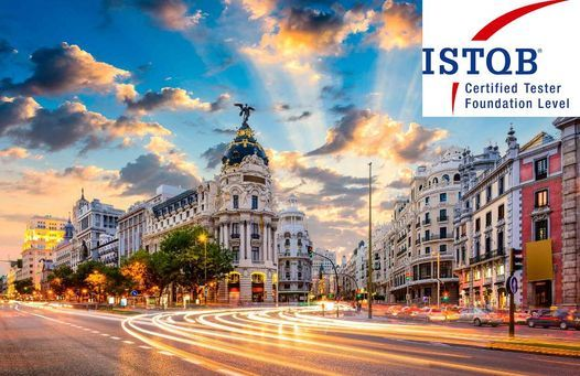 Software Testers: Istqb\u00ae Foundation Exam and Training in Madrid