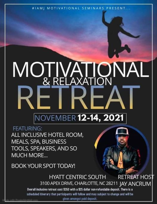 Motivational and Relaxation Retreat