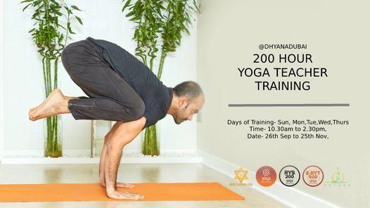 200-Hrs Teacher Training Course