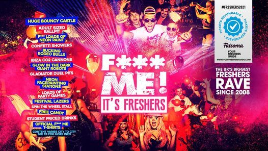 FME It's Freshers - Bristol Freshers 2021