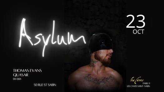 Asylum: ACT1