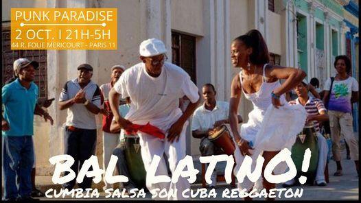 Bal Sans Fronti\u00e8res sp\u00e9cial Latino !