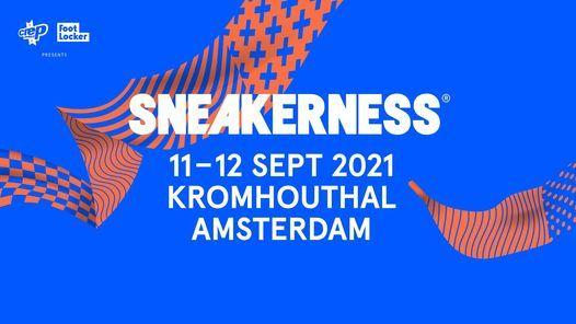 Sneakerness Amsterdam 2021