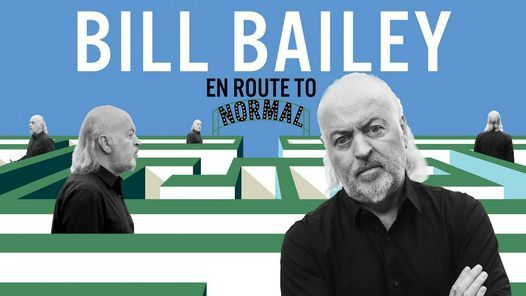 Bill Bailey: En Route To Normal - Perth - Rescheduled