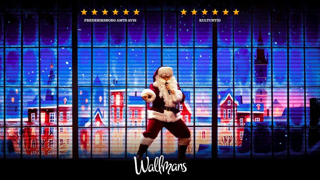 Christmas Wallmans Dinnerparty 2021