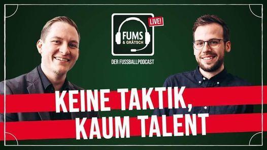 FUMS & Gr\u00e4tsch - Live in Hamburg
