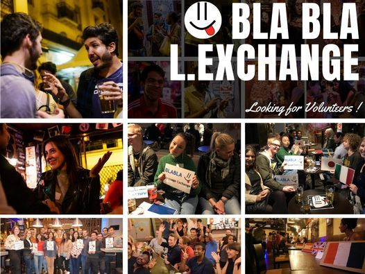 Dublin BlaBla Language Exchange (Currently Online - Every Thursday)