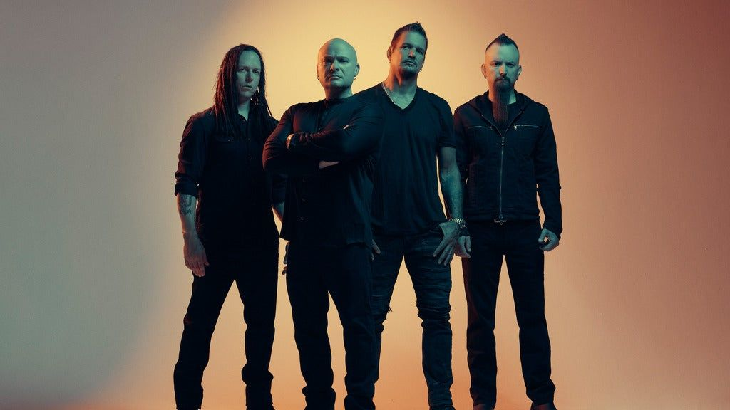 Disturbed with special guest Staind + Pop Evil