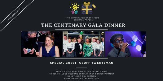 Lord Mayor of Bristol's Gala Dinner 2021