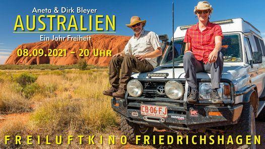 Aneta & Dirk Bleyer: Australien - Ein Jahr Freiheit