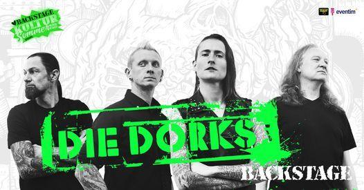DIE DORKS - Abstandskonzert I Backstage M\u00fcnchen