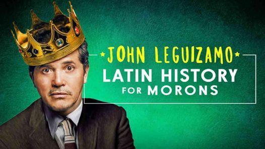 John Leguizamo\u2019s Latin History for Morons