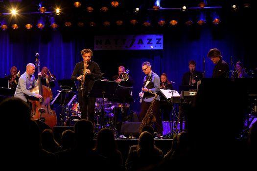 Bergen Big Band med Marius Neset \/\/ Nasjonal jazzscene