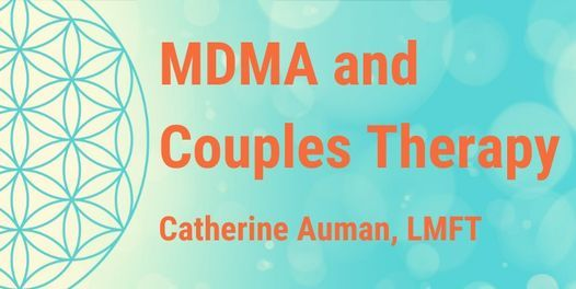 MDMA and Couples Therapy