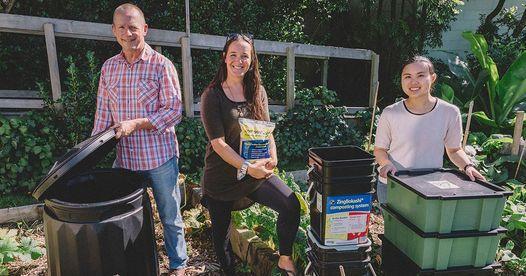 ZOOM Composting Workshop