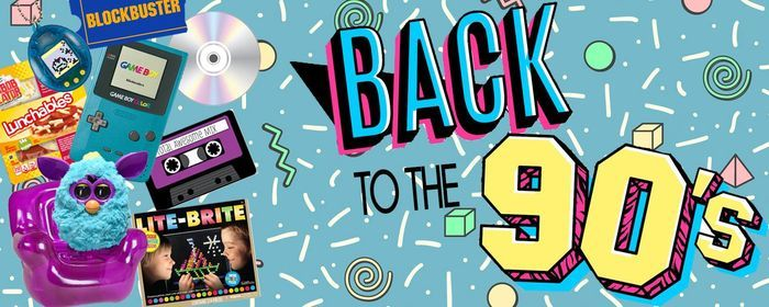 Back to the 90's - Perth