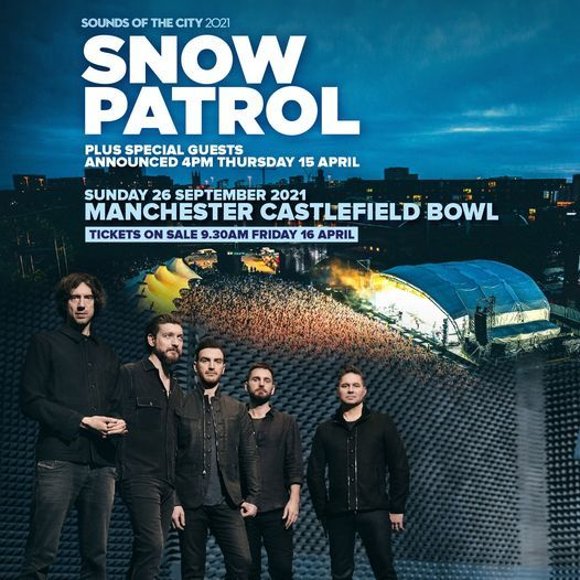 Sounds of the City - Snow Patrol