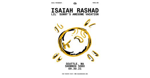 Isaiah Rashad - Lil' Sunny's Awesome Vacation