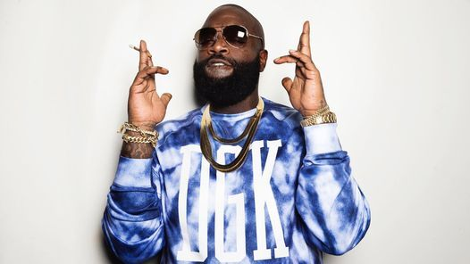 HOLLYWOOD THE PROMOTER presents Rick Ross