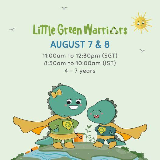 Little Green Warriors Camp