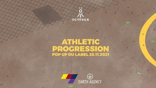 Athletic Progression :: 25.11.21 :: Pop up! :: \u00f6ct\u00f6pus