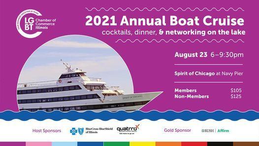 2021 Annual Boat Cruise