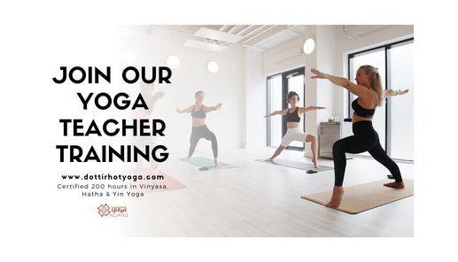 200h Yoga Teacher Training - 12 weeks course