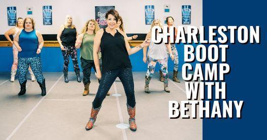 Charleston Line Dance Boot Camp
