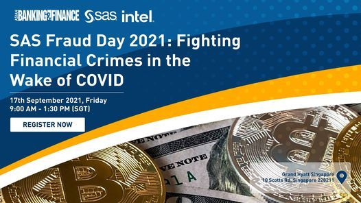 SAS Fraud Day 2021: Fighting Financial Crimes in the Wake of COVID