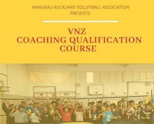 Volleyball New Zealand Regional Coaching Course in Papatoetoe