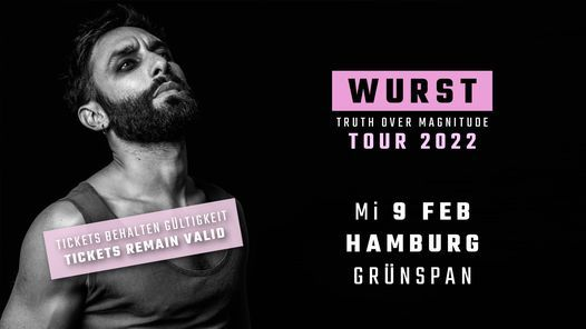 Wurst \u2013 Hamburg, Gr\u00fcnspan