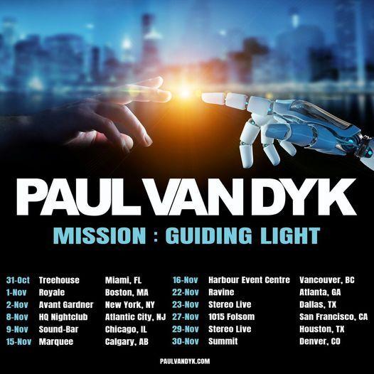 Paul van Dyk Live Concert