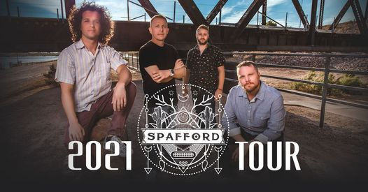 Spafford at Park West