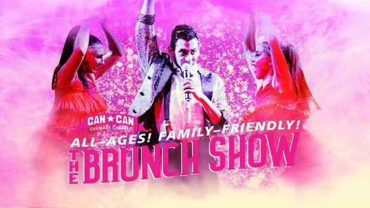 The Brunch Show - (Family Friendly)