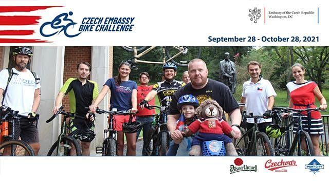 Registration: Czech Embassy Bike Challenge
