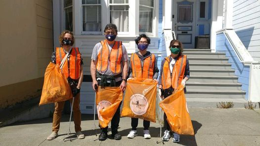 Masonic Ave Cleanup and Waste Audit - Part 2