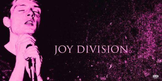 UNKNOWN PLEASURES \u2013 Joy Division Tribute Party