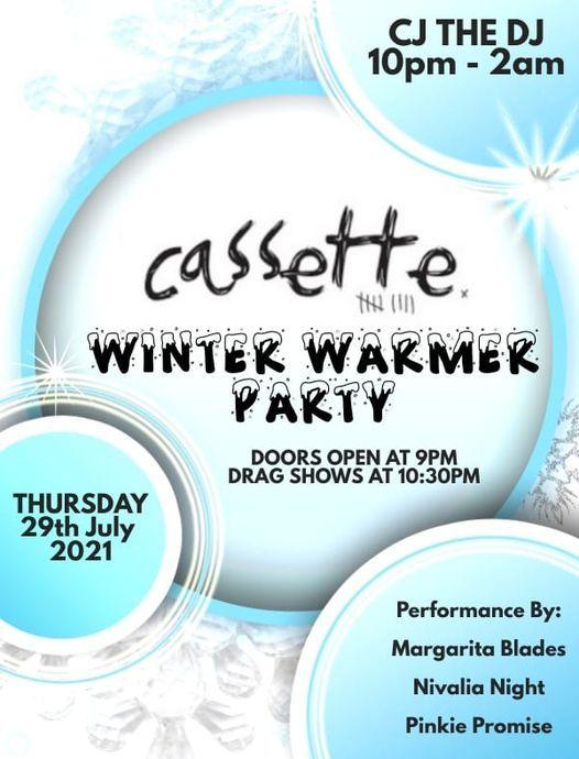 Cassette 9 - Winter Warmer Party
