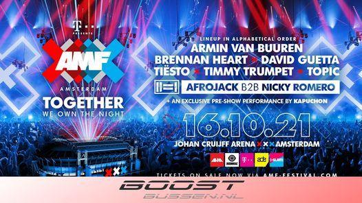 BoostBussen.nl naar AMF 2021   Official Event