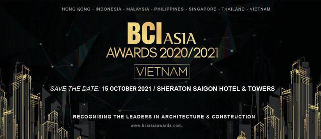 BCI Asia Awards 2020\/2021